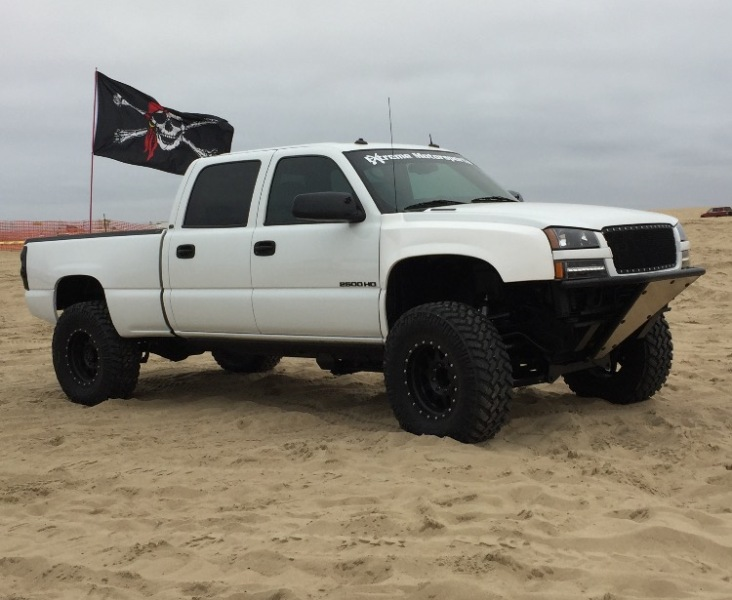 2004 Chevy Nor Cal Prerunners | Autos Post